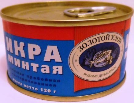 ikra mintay zolotoy ulov