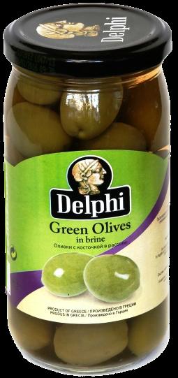 delphi green kost