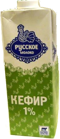 kefir rusmoloko